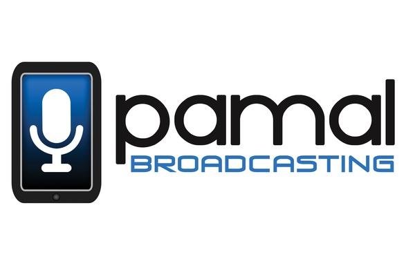 Pamal Broadcasting Logo