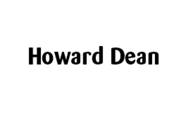 Howard Dean Logo